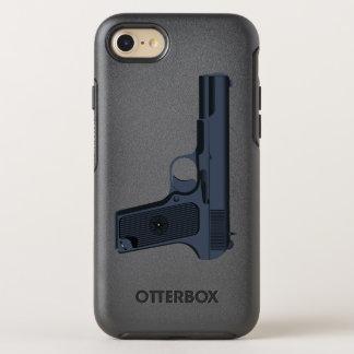 gun OtterBox symmetry iPhone 8/7 case