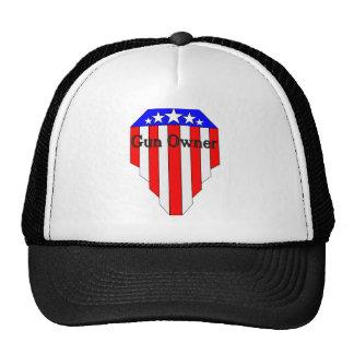 Gun Owner Trucker Hat