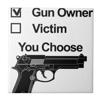 gun owner victim you choose tile