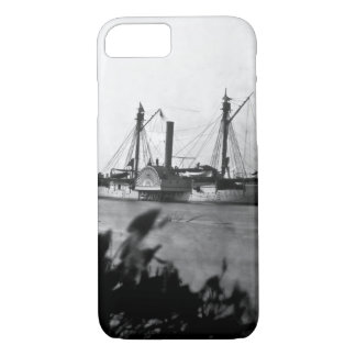 Gunboat Mendota _War Image iPhone 7 Case