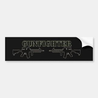 Gunfighter Bumper Sticker