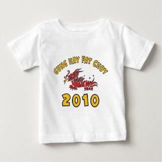 Gung Hay Fat Choy 2010 Baby T-Shirt