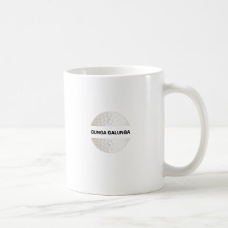 Gunga Galunga Golf Coffee Mug