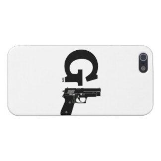 GunLink GL Logo iPhone 5 Case