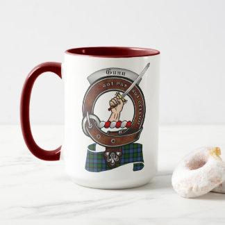 Gunn Clan Badge Combo 15oz Mug