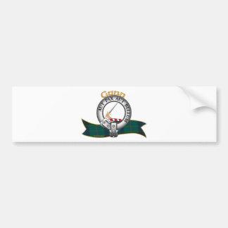 Gunn Clan Car Bumper Sticker