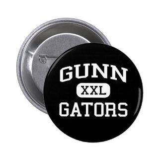 Gunn - Gators - Junior - Arlington Texas Pinback Buttons