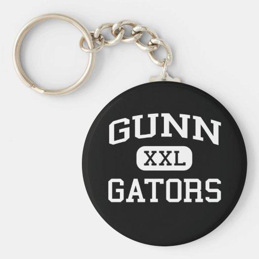 Gunn - Gators - Junior - Arlington Texas Keychains