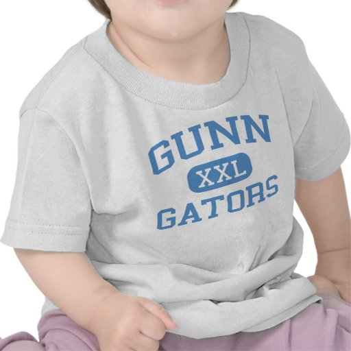 Gunn - Gators - Junior - Arlington Texas Shirts