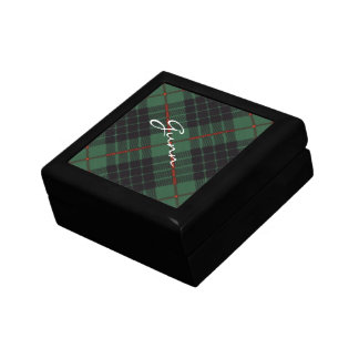 Gunn Scottish Tartan Gift Box