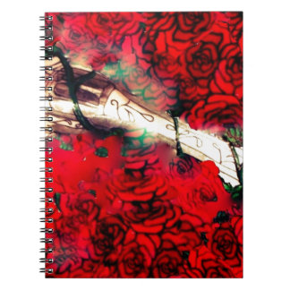 Guns and roses notebooks