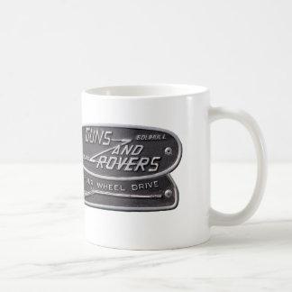 Guns and Rovers Forum Badge Coffee Mug