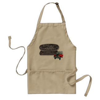 Guns and Rovers Grilling Apron