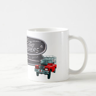 Guns and Rovers Red Rover Coffee Mug
