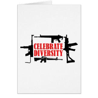 GUNS CARD
