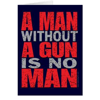 Guns... Card