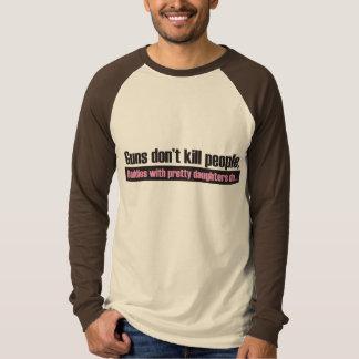 Guns Don't Kill People T-Shirt