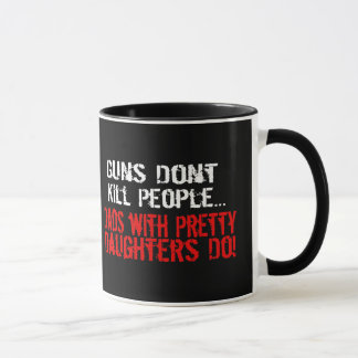 Guns Don't Kill People, Funny Dad/Daughter