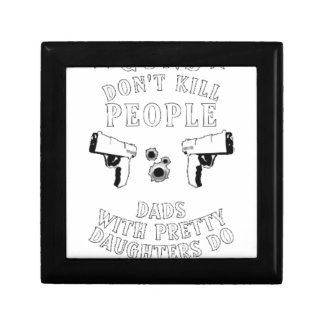 Guns Don't Kill People... Gift Box