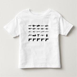 Guns Toddler T-shirt