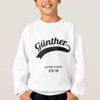 Günther original sweatshirt
