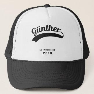 Günther original trucker hat