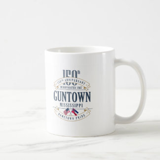 Guntown, Mississippi 150th Anniversary Mug