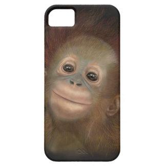 Gunung Baby Orangutan iPhone 5 Case