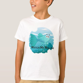 Guppy fish illustration T-Shirt