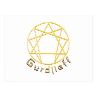 Gurdjieff Postcard