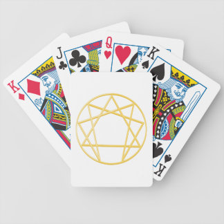 Gurdjieffs Anneagram Bicycle Playing Cards