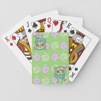 gurinhukurou 1 of three hearts playing cards