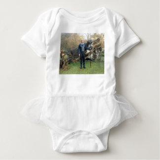 Gurubesar Lancar Ida-Bagus Baby Bodysuit