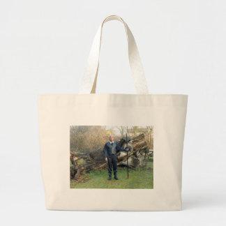 Gurubesar Lancar Ida-Bagus Large Tote Bag