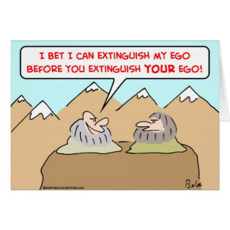gurus extinguish ego card