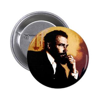 Gustav Klimt 2 Inch Round Button