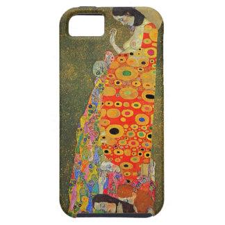 Gustav Klimt Abandoned Hope iPhone 5 Case