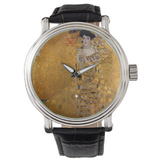 Gustav Klimt, Adele Bloch-Bauer (1907) Watch