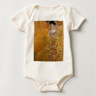 Gustav Klimt - Adele Bloch-Bauer I Painting Baby Bodysuit