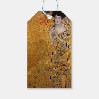 Gustav Klimt - Adele Bloch-Bauer I Painting Gift Tags