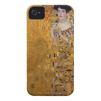 Gustav Klimt - Adele Bloch-Bauer I Painting iPhone 4 Case-Mate Cases