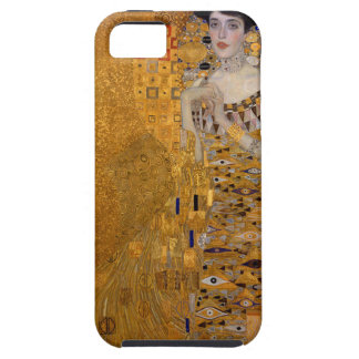 Gustav Klimt - Adele Bloch-Bauer I Painting iPhone 5 Cover