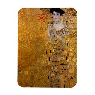 Gustav Klimt - Adele Bloch-Bauer I. Rectangular Photo Magnet
