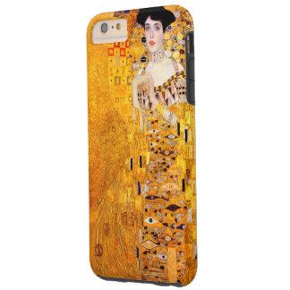 Gustav Klimt Adele Bloch-Bauer Vintage Art Nouveau Tough iPhone 6 Plus Case
