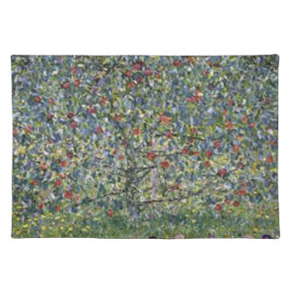 Gustav Klimt - Apple Tree Painting Placemat
