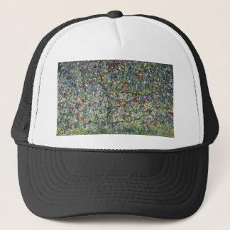 Gustav Klimt - Apple Tree Painting Trucker Hat