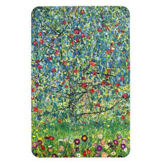 Gustav Klimt: Apple Tree Rectangular Photo Magnet