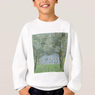 Gustav Klimt - Bauerhaus in Buchberg Painting Sweatshirt