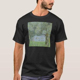 Gustav Klimt - Bauerhaus in Buchberg Painting T-Shirt