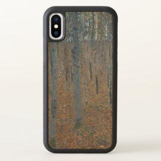 Gustav Klimt Beech Grove Art Nouveau GalleryHD iPhone X Case